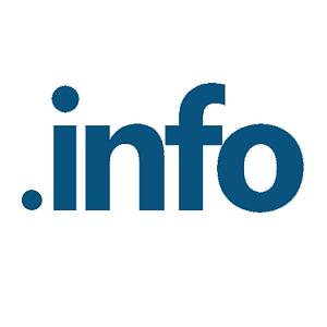 .info domain